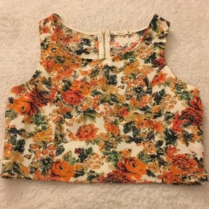 NWOT - Crop Top by Soprano
